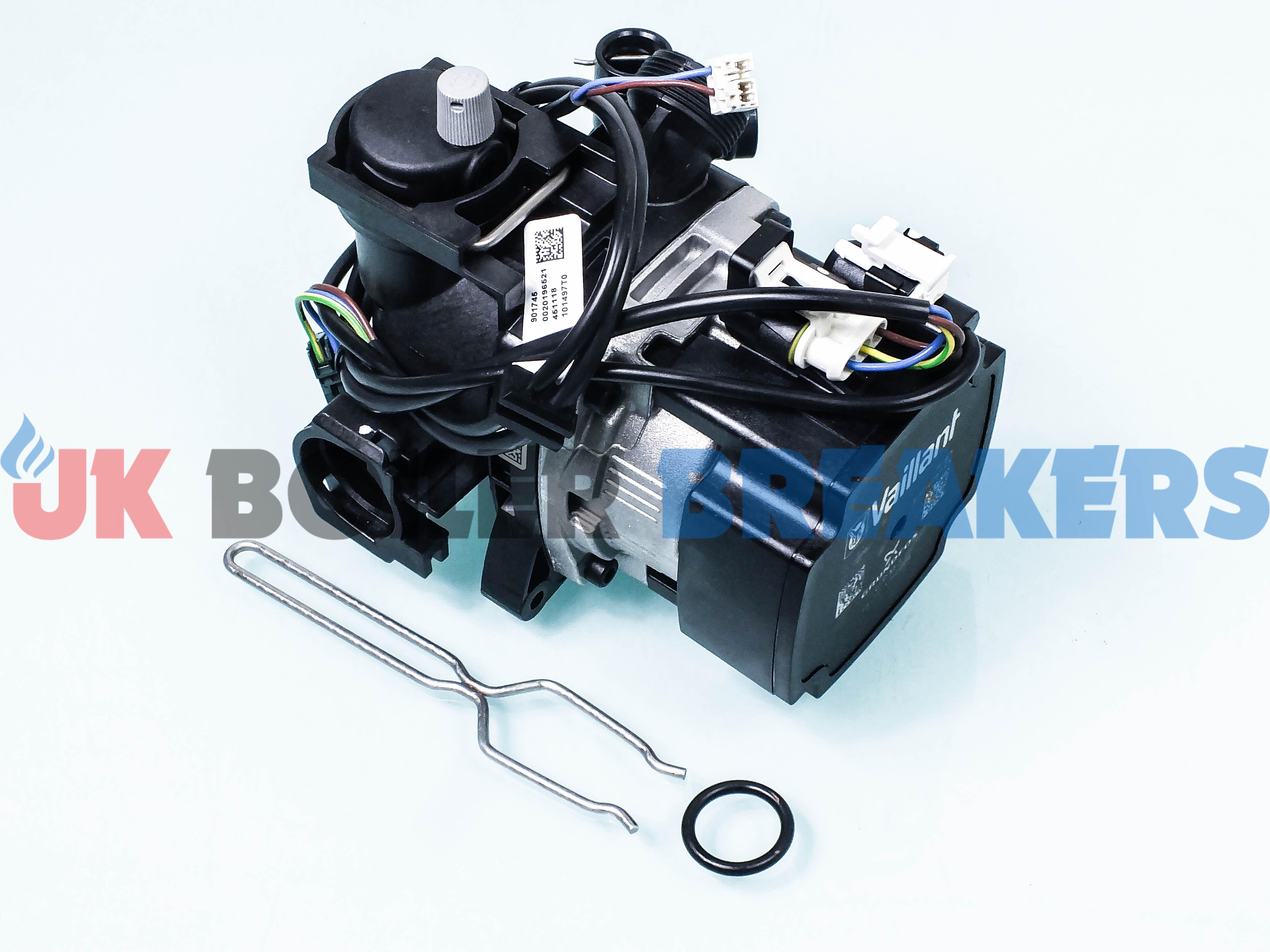 BoilerBreakers Vaillant 22 0020221616 41 GC UK 694 Pump OukXPiZ