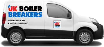 uk boiler breakers delivery van